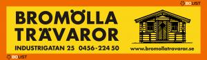Bromölla Trävaror Logotyp